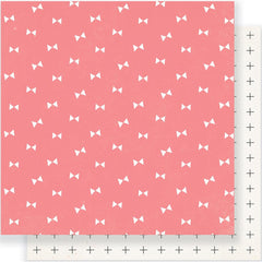 Blush 12x12 Paper-Crate Paper Maggie Holmes Gather