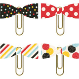 Paper Bow Clips-Simple Stories-Say Cheese 4