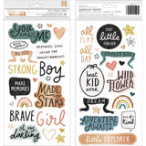 Brave Phrase Thickers-Magical Forest-Crate Paper
