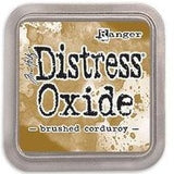 Brushed Corduroy Distress Oxide Ink Pad-Tim Holtz Ranger