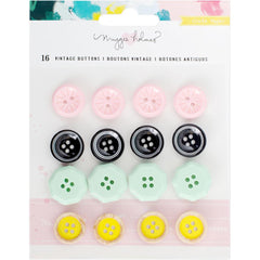Chasing Dreams Buttons-Crate Paper