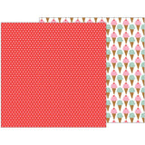 Candy Dots 12x12 Paper-Pebbles My Funny Valentine