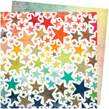 Chasing Stars 12x12 Paper-Let's Wander-Vicki Boutin