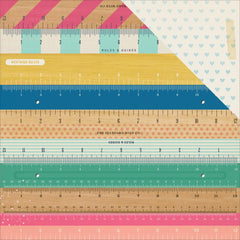 Cheer 12x12 Paper-Crate Paper Maggie Holmes Shine