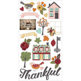 Chipboard Stickers Vintage Blessings-Simple Stories