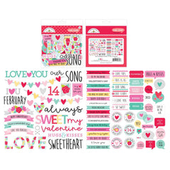 Chit Chat Love Notes-Doodlebug
