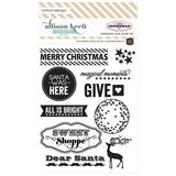 Christmas Love Stamp Set-Webster's Pages-Alison Kreft-It's Christmas