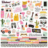 Combo Cardstock Stickers-Simple Stories Kate & Ash