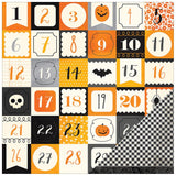 Countdown 12x12 Double Sided Paper-Pebbles Thirty-One