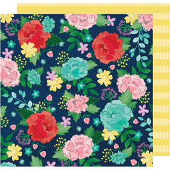 Cultivate Joy 12x12 Paper-Shimelle Little By Little