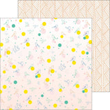 Delight 12x12 Paper-Pinkfresh Studio Dream On