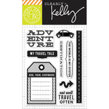 Destination Clear Stamps-Kelly Purkey Hero Arts
