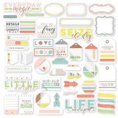 Live More Die Cuts-Pinkfresh Studio