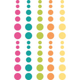 Enamel Dots Stickers-Simple Stories Oh Happy Day