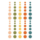 Enamel Dots Stickers-Fall Farmhouse-Simple Stories