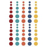 Enamel Dots Stickers-Simple Stories Bro & Co.