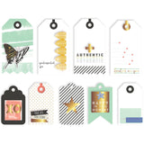 Escape The Ordinary Layered Tags-Pinkfresh Studio