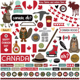 Element Stickers-O Canada-Photo Play
