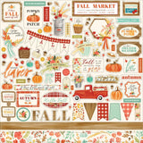 Element Stickers-Fall Market-Carta Bella