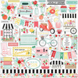 Element Stickers-Summer Market-Carta Bella