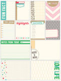 Journaling Tags-Elle's Studio Everyday Moments Journal Cards