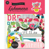 Summer Fun Ephemera Die Cuts-Echo Park
