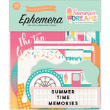 Summer Dreams Ephemera Die Cuts-Echo Park
