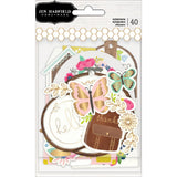 Ephemera Die Cuts-My Bright Life-Pebbles-Jen Hadfield
