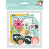 Girl Squad Ephemera Die Cuts-Pebbles Girl Squad