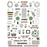 Ephemera Die Cuts-Magnolia Moments-Fancy Pants