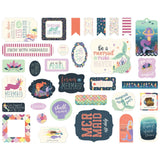 Ephemera Die Cuts-Mermaid Dreams-Echo Park
