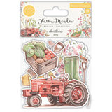 Farm Wood Shapes-Farm Meadow-Craft Consortium