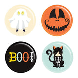 Mini Flair Buttons-Howl-Fancy Pants Halloween