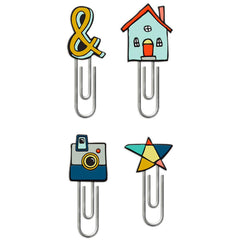 Family & Co Decorative Paper Clips Fancy Pants