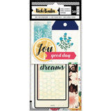 Frames & Journaling Die Cuts-Wildflower & Honey-Vicki Boutin