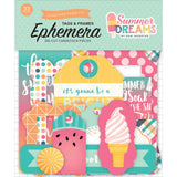 Summer Dreams Frames & Tags Die Cuts-Echo Park