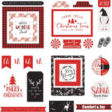 Ephemera Die Cuts-PhotoPlay Kringle & Co