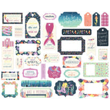 Frames & Tags Die Cuts-Mermaid Dreams-Echo Park
