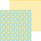 Fresh Lemonade 12x12 Paper-Doodlebug Bar-B-Cute
