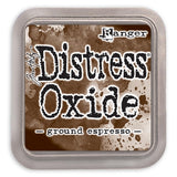 Ground Espresso Distress Oxide Ink Pad-Tim Holtz Ranger