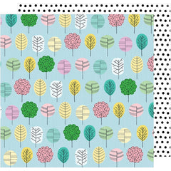 Grow Happy 12x12 Paper-Shimelle Little By Little