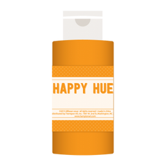 Outrageous Orange Happy Hues Paint-Jillibean Soup