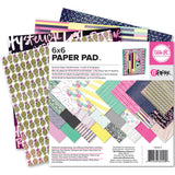 It Factor 6x6 Paper Pad We R Memory Keepers