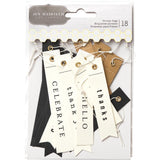 Phrase Tags-Pebbles Home+Made