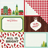 Jolly 12x12 Paper-Shimelle Christmas Magic