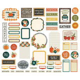 Journal Bits & Pieces-Fall Farmhouse-Simple Stories