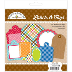 Puppy Love Labels & Tags-Doodlebug