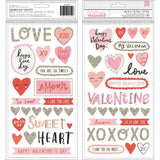 My Sweet Phrase Thickers-LaLaLove-Crate Paper
