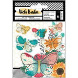 Layered Stickers-Wildflower & Honey-Vicki Boutin