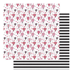 Love Is In The Air 12x12 Paper Fancy Pants Sweet Nothings
